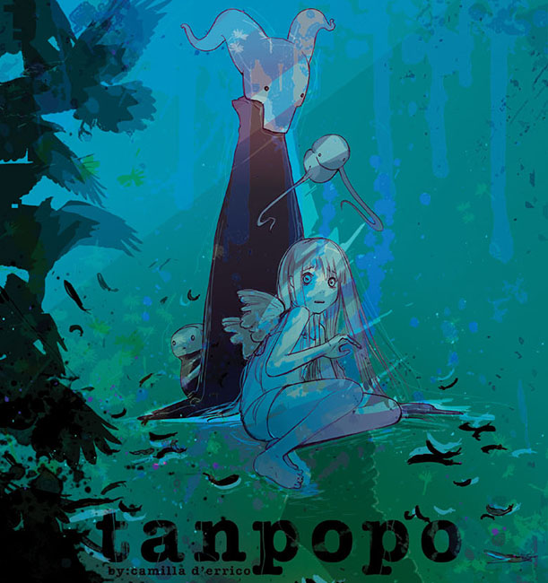 tanpopo graphic novel 1